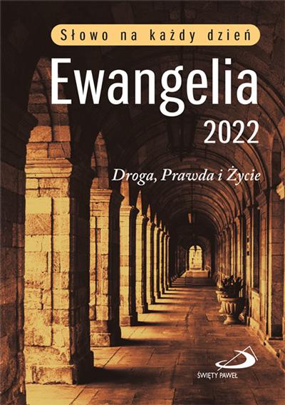 Ewangelia 2022 EP mała, miękka oprawa