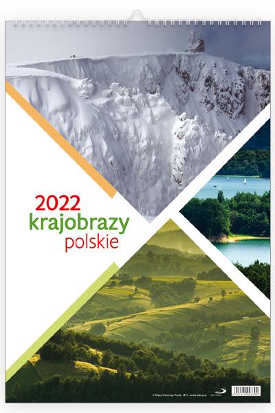 Kal'22 EP Krajobrazy polskie