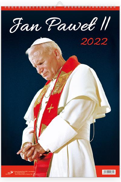 Kal'22 EP Jan Paweł II