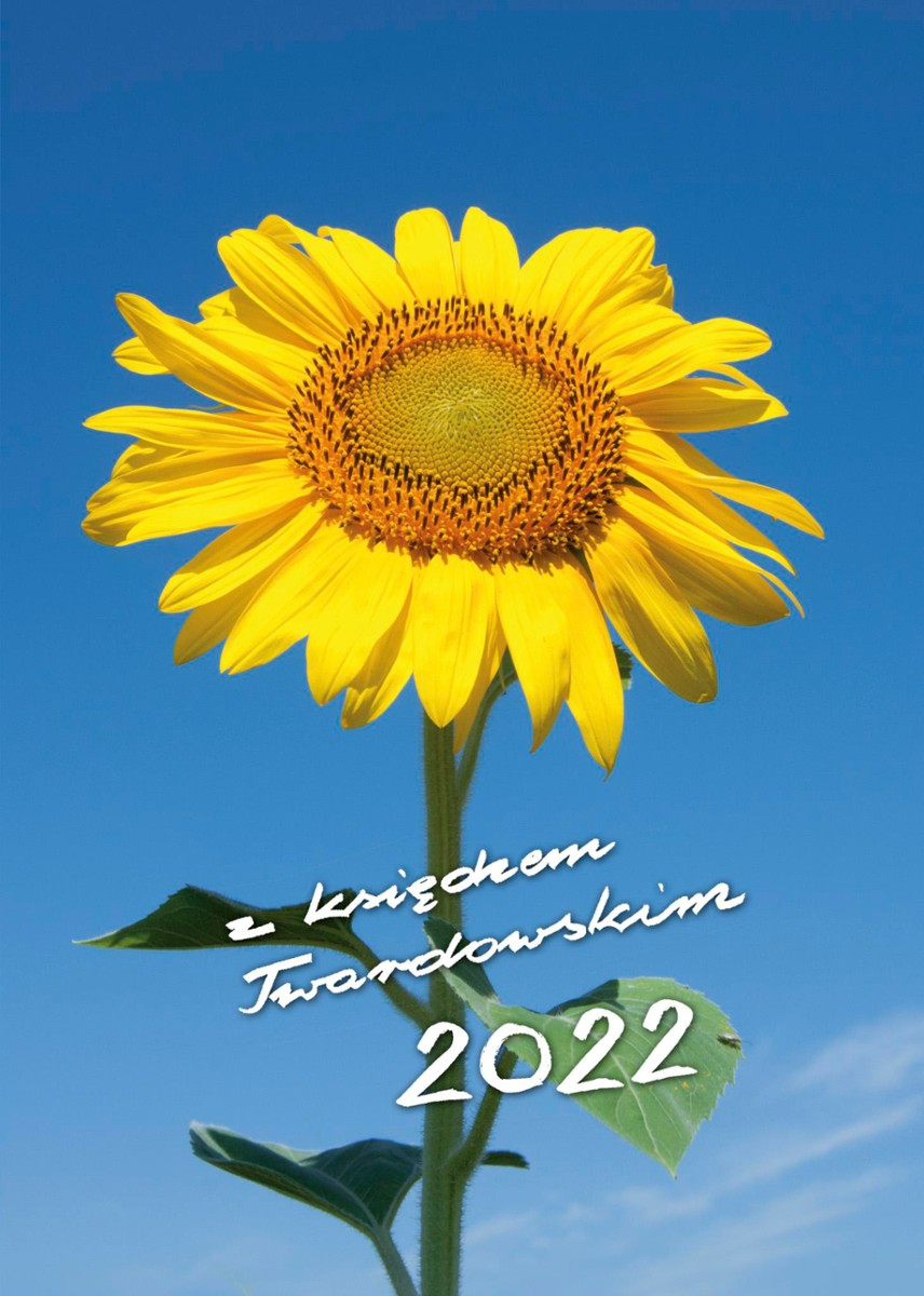 Kal. 2022 z ks. Twardowskim (Słonecznik)