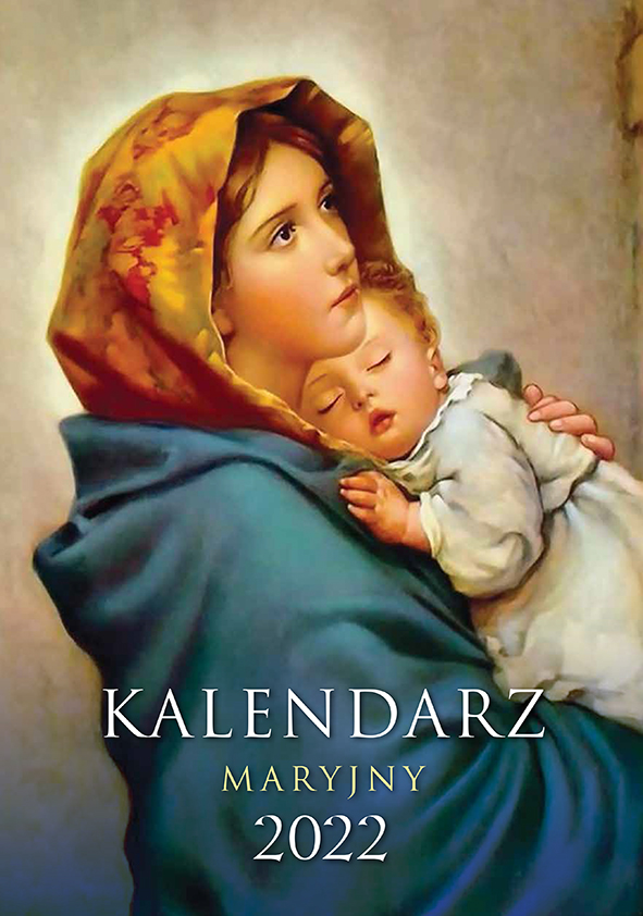 Kalendarz Maryjny 2022 ścienny